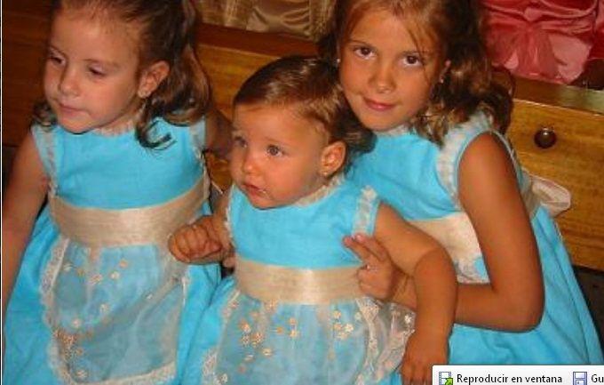 Vestidos nina para bodas corte ingles