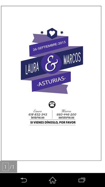 Opinión tarjeta invitación tipo me wonderful - Página 4 - Manualidades - Foro  Bodas.net