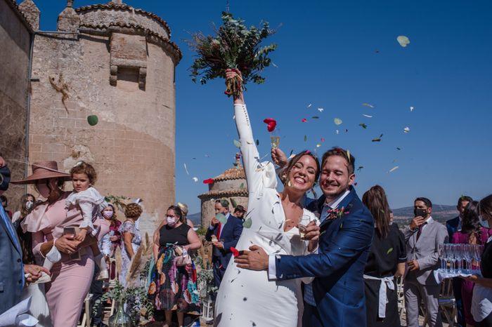 ¡¡ nos casamos !! 10/10/2020 2