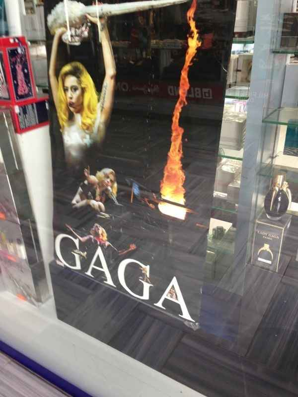 Lady Gaga Bárbara