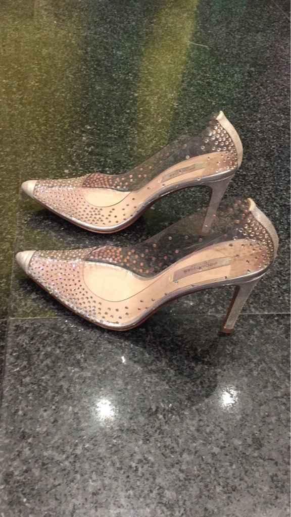 Dominante bicapa tener  Ayuda zapatos novia swarovski!!! - Moda nupcial - Foro Bodas.net
