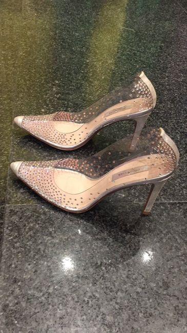Ayuda zapatos novia swarovski!!! - 1
