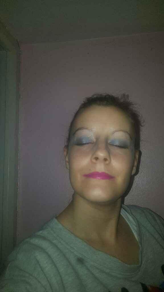 Primera prueba de maquillaje - 1