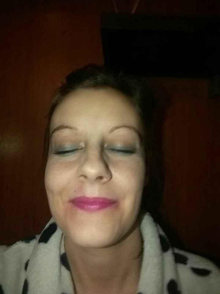 Segunda prueba de maquillaje - 4