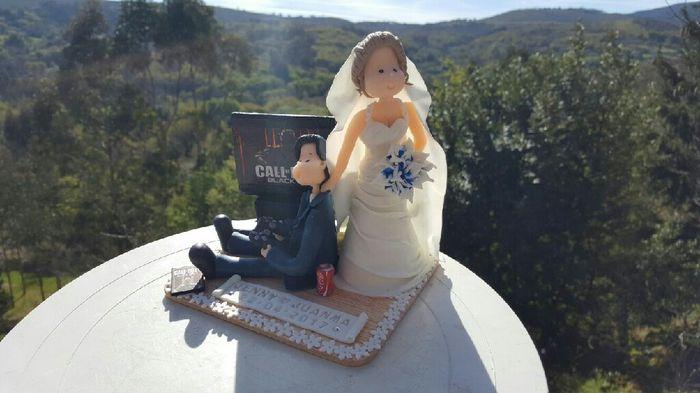 Muñecos tarta personalizados!!! - 1