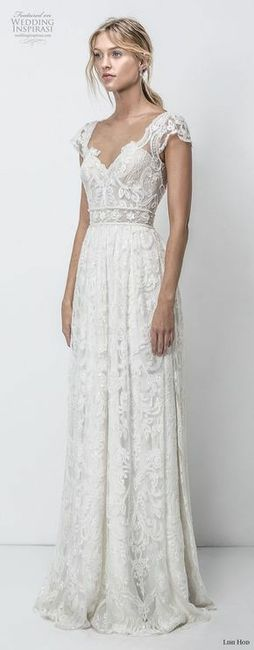 Vestido de novia.... Tienda?... On-line? 5