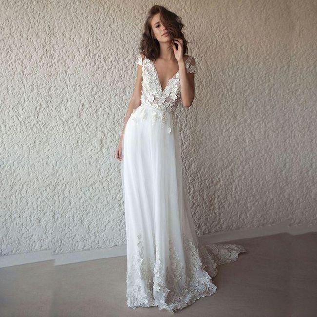 Vestido de novia.... Tienda?... On-line? 7