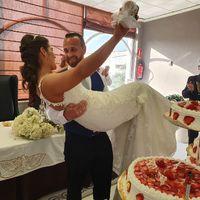 Una novia felizmente casada! - 1