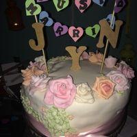 Cortando la tarta nupcial - 1