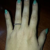 Mi anillo de pedida 😍 - 1
