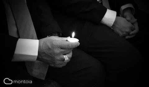 luz en mi boda