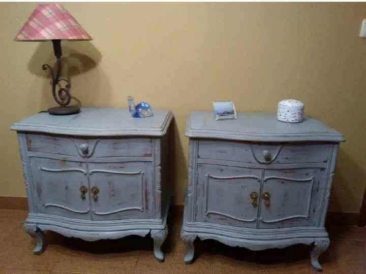 Muebles de nuestra casa - 2