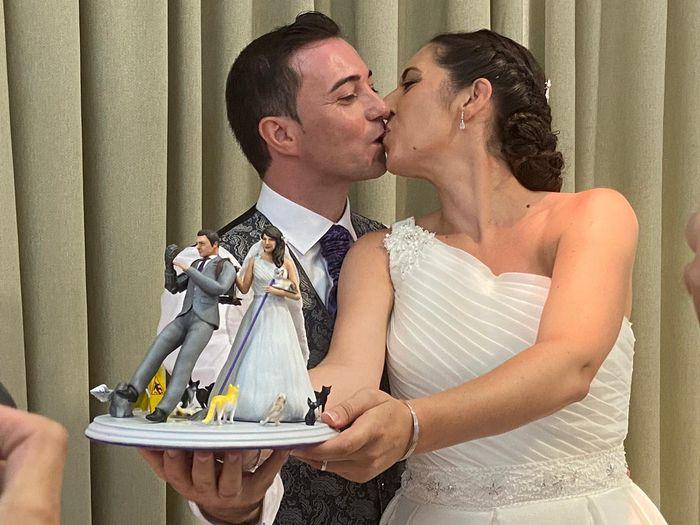 Felizmente casada y ni rastro del Covid-19 3