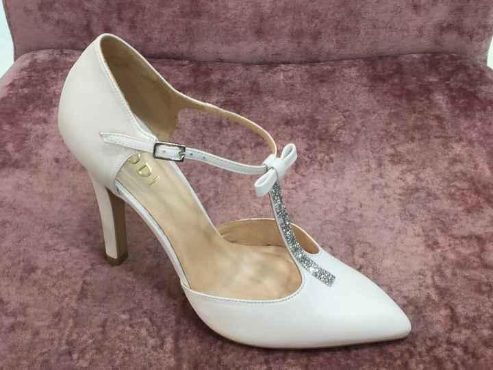 Xfin!!! 2 meses para la boda y ya tengo zapatos!!! - 1