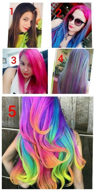 Help me!! Colores de pelo! 1