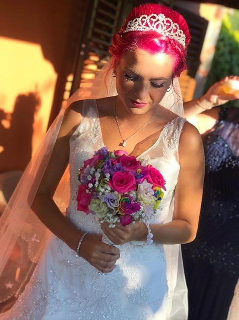 Mi ramo de novia 3