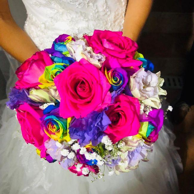 Mi ramo de novia 4