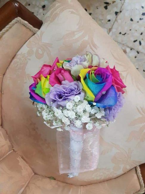 Mi ramo de novia 5