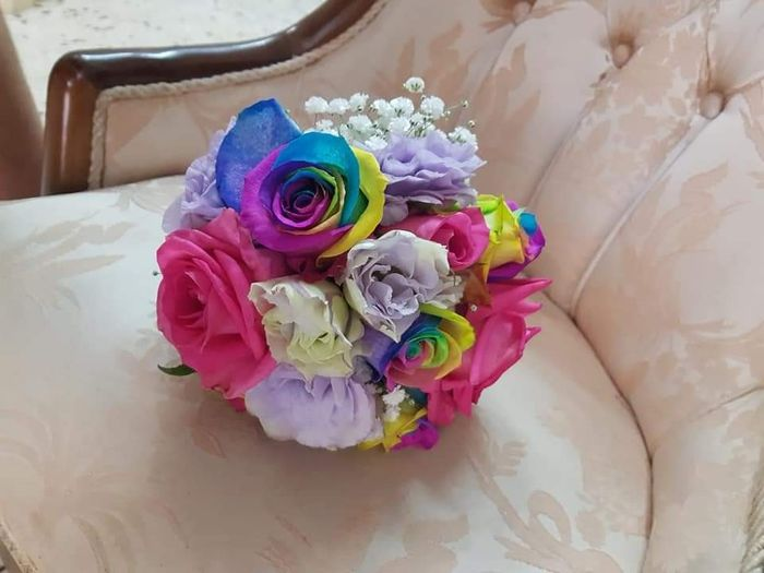 Mi ramo de novia 6