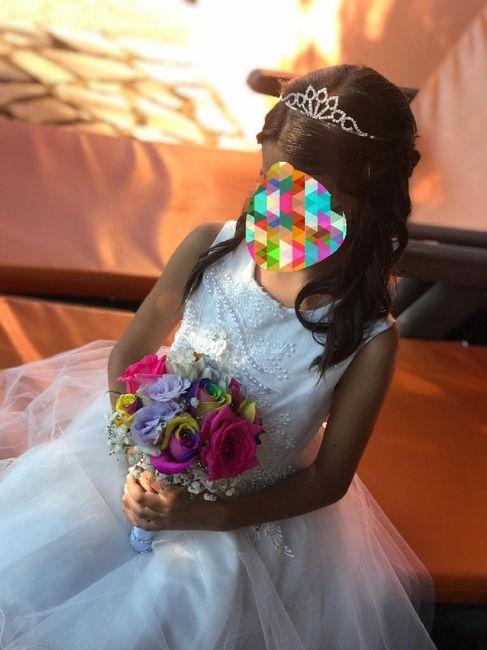 Mi ramo de novia 7