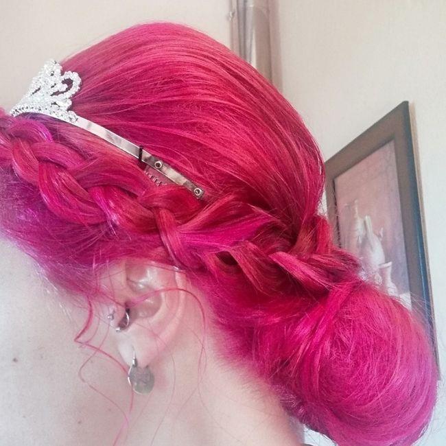 Color de pelo 👰🏻♀️🤵🏻♂️ - 1