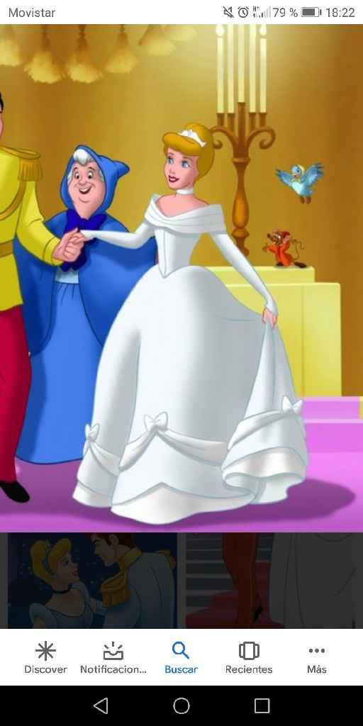 Traje de novia - 1