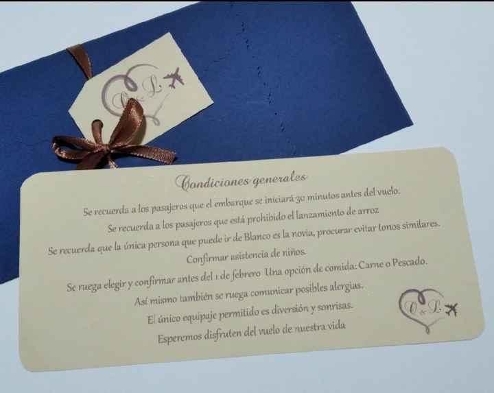 Invitaciones de boda! - 3