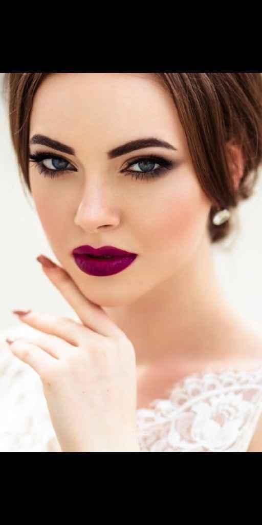Prueba de maquillaje - 1