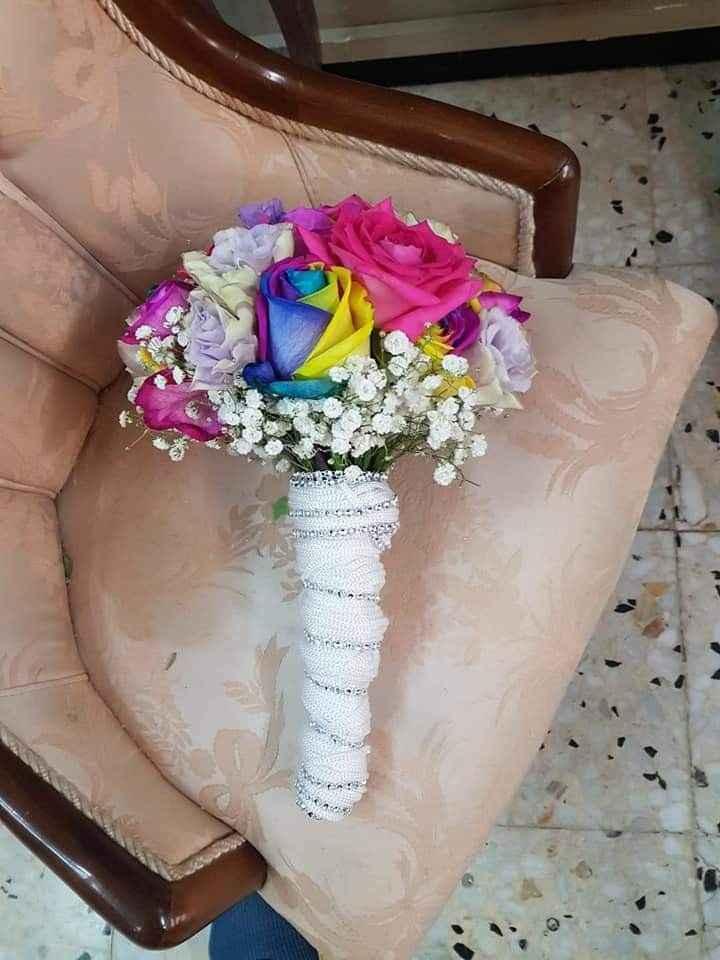 Mi ramo de novia - 2