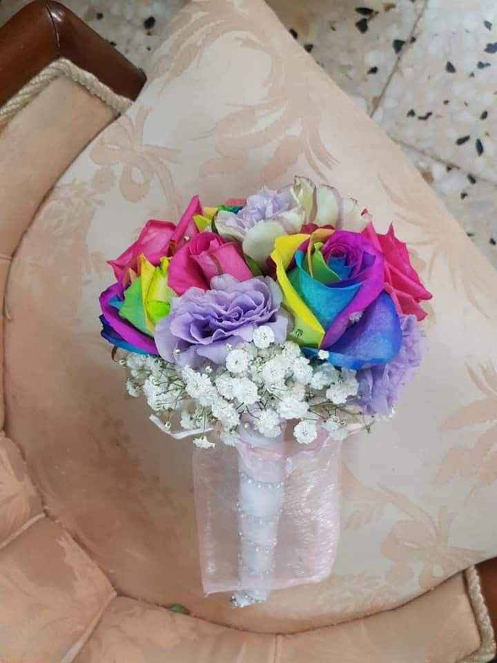 Mi ramo de novia - 5