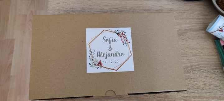 Caja maestra de ceremonias - 1