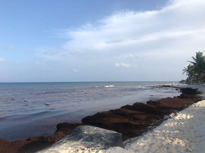 Riviera maya en septiembre 1
