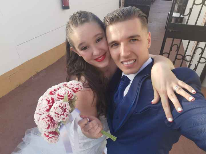 Mr & Mrs!!! 🤩 - 1