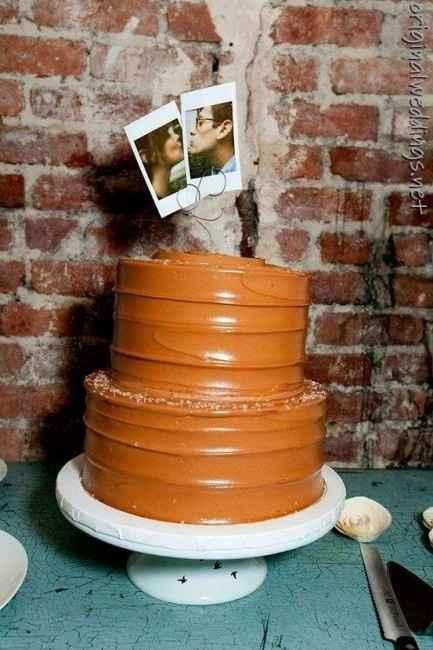 Muñecos del pastel