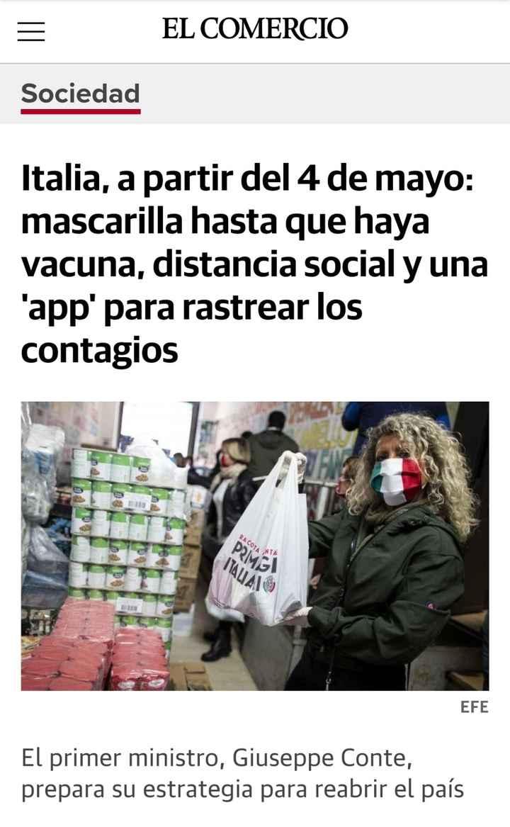 Si nos fijamos en Italia... 2