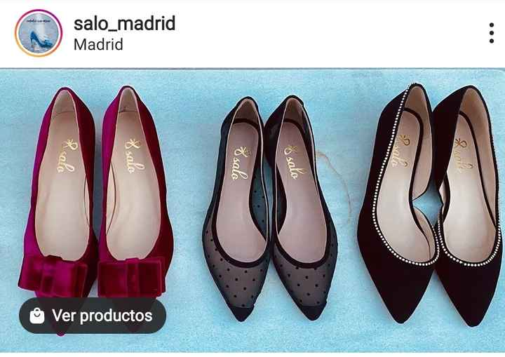 Dónde comprar zapato plano 5