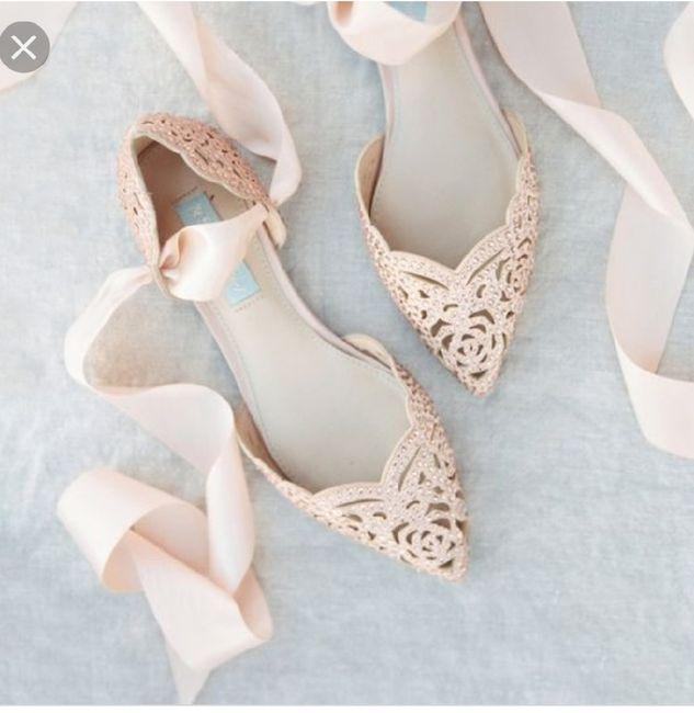 Zapatos altos vs bajos - 2