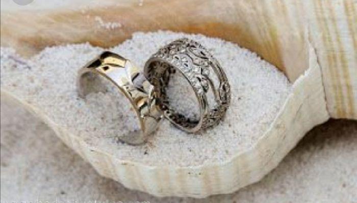 Donde llevar los anillos - 6