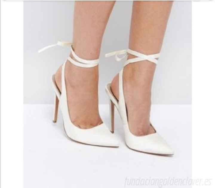 Zapatos altos vs bajos - 1