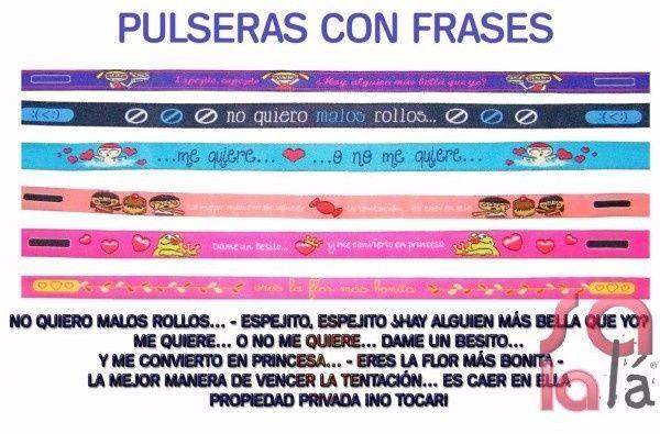 Frases Para Pulseras