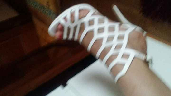 Flechazo con mis zapatos....o no? - 1