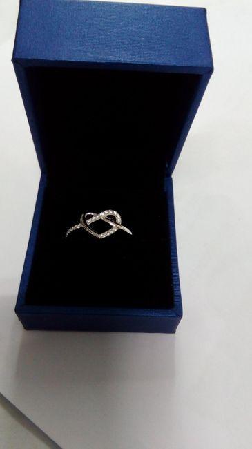 ¡Comparte una foto de tu anillo de pedida! 💍 12