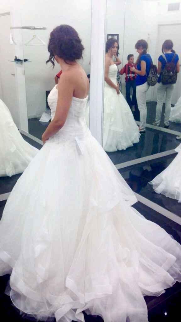 Nuestros vestidos novias 2015  - 1