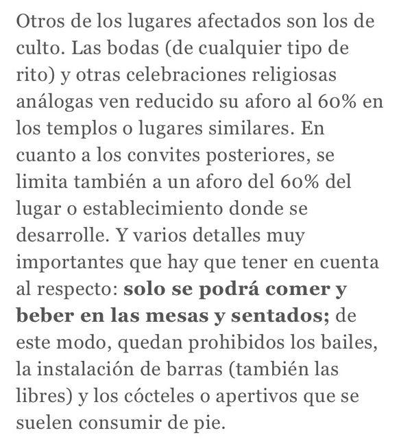 Restricciones Madrid 4