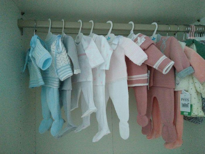 5123b5b06da84 Ropa bebé tallas 0-1-3 meses - Futuras Mamás - Foro Bodas.net