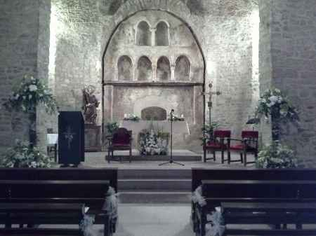 Iglesia sant pere de terrassa - 1