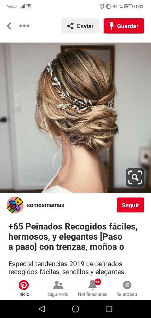 Maquillaje y peluquería - 1