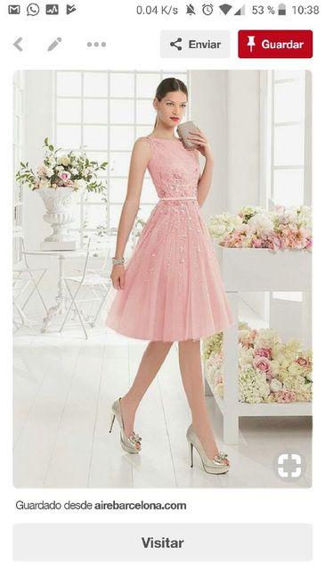 Vestido boda civil (rosa y midi) ayuda ideas - Moda nupcial - Foro ...