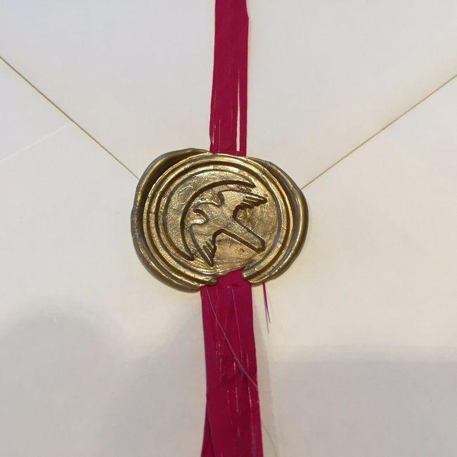 Casa Arryn (sello dorado)