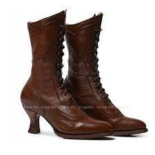 Zapatos de novia para boda medieval 4